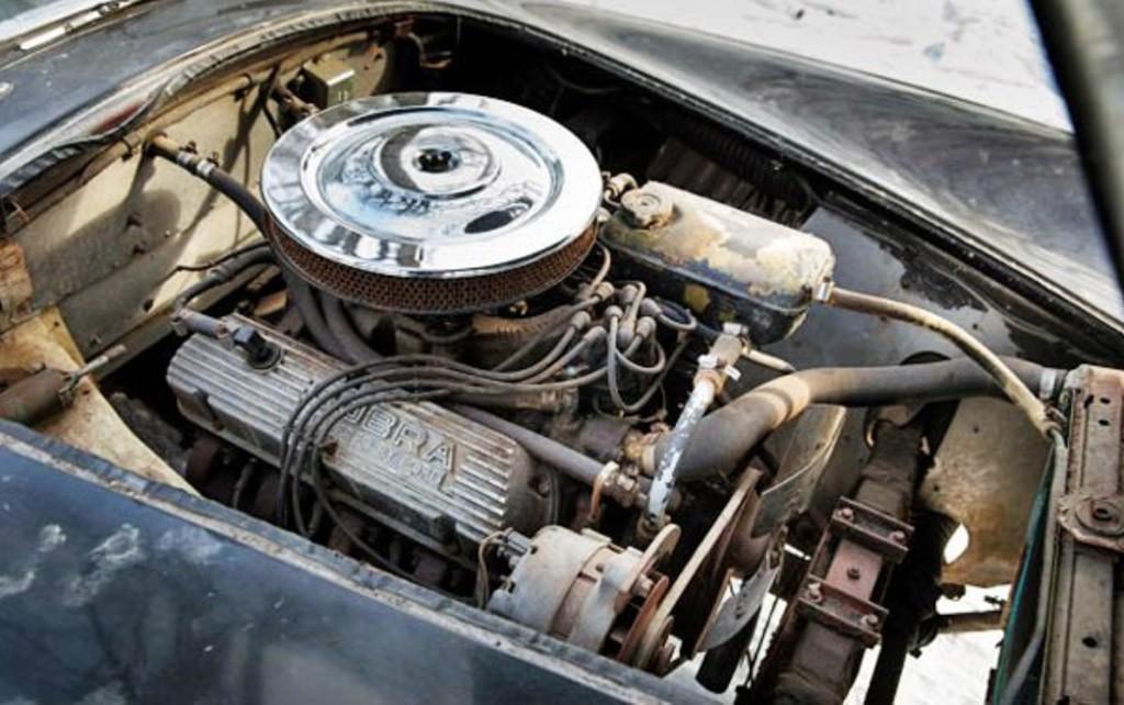 shelby cobra motor 1964