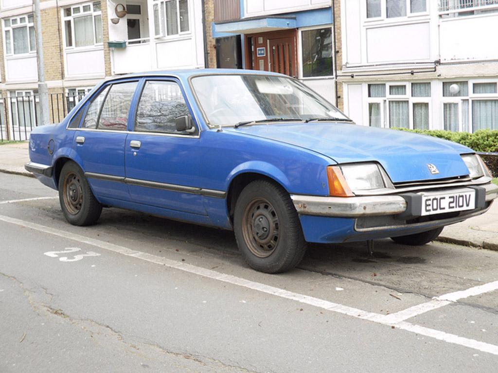 vauxhall carlton 1980