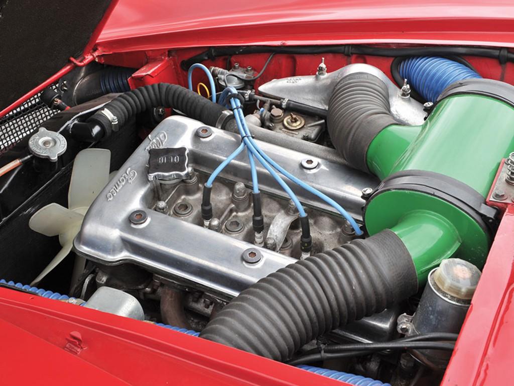 Alfa romeo giulietta SS 1961 motor
