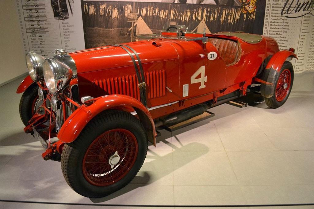 Lagonda M45R le mans 1935