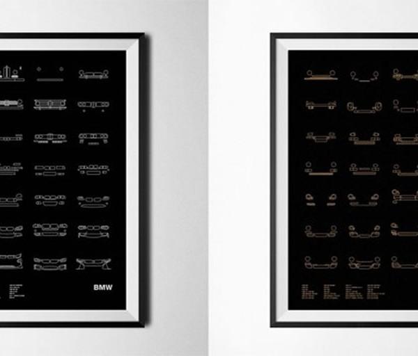 automotive design iconen