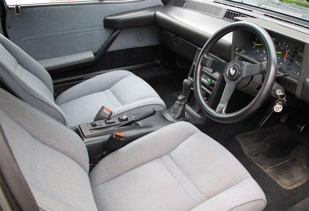 Lancia Montecarlo Interieur X on 1977 Lancia Scorpion