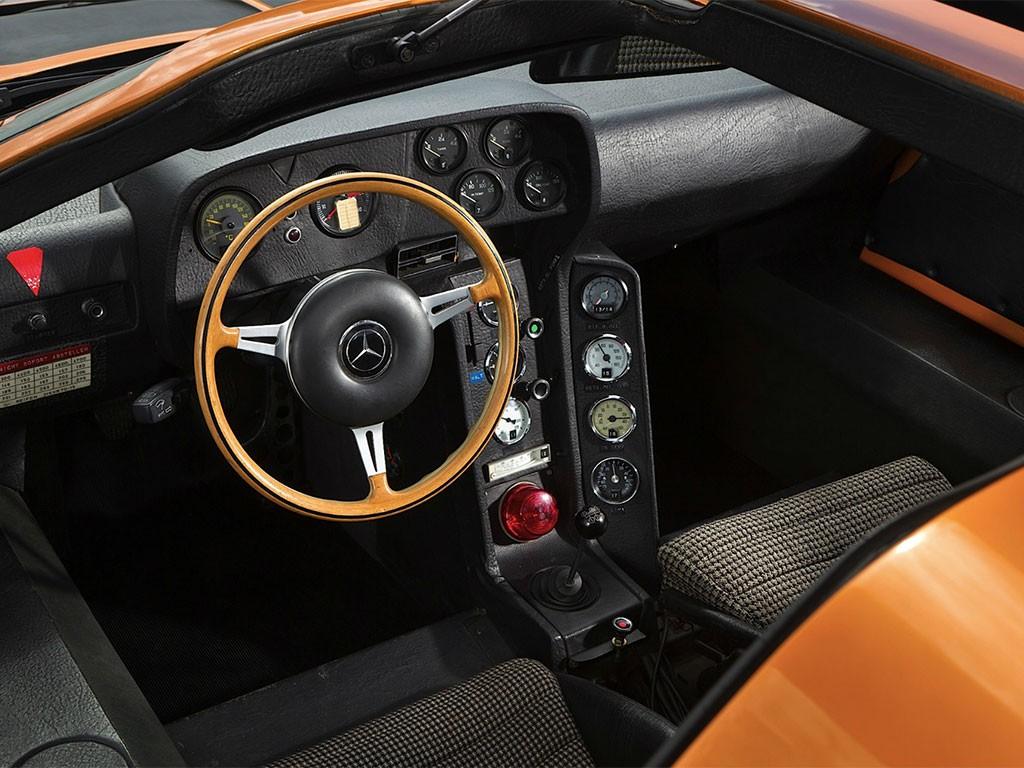 concept car mercedes benz c111 klassiekerweb. Black Bedroom Furniture Sets. Home Design Ideas