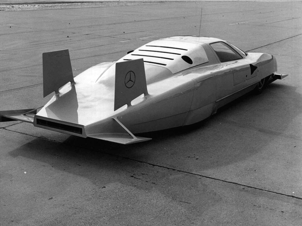 mercedes-benz c111 IV 1979