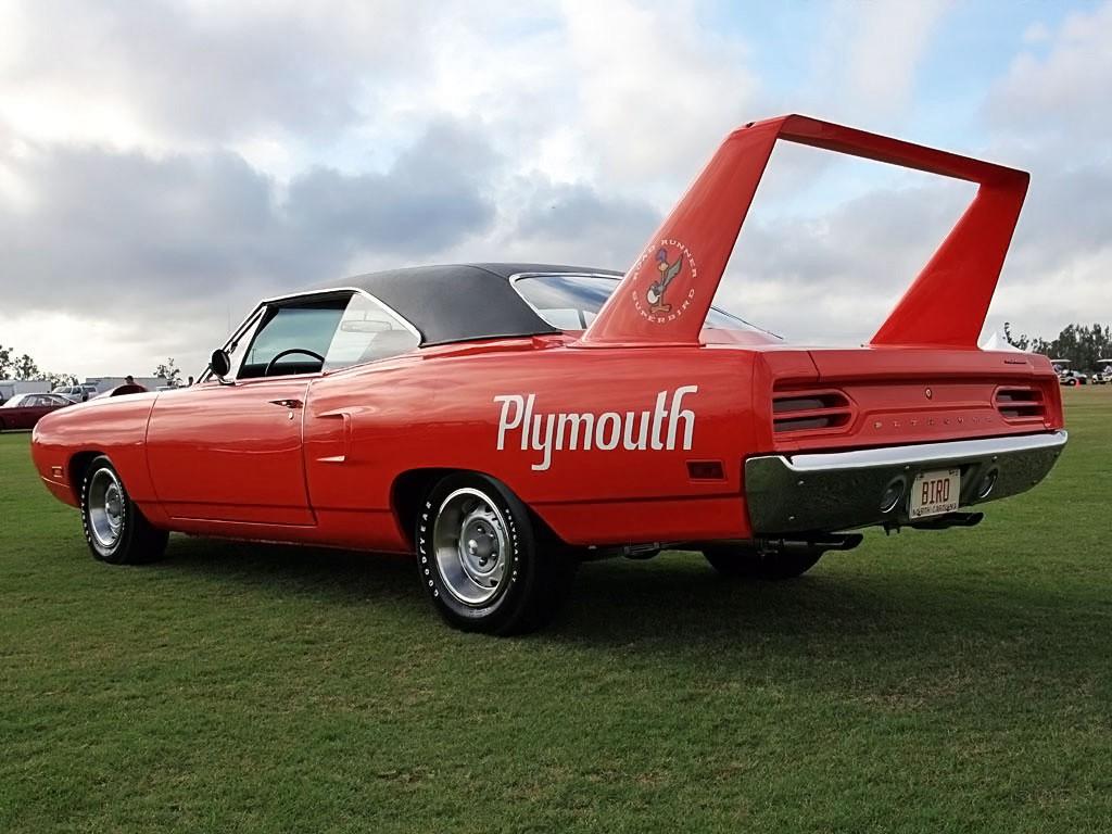 plymouth roadrunner 1968