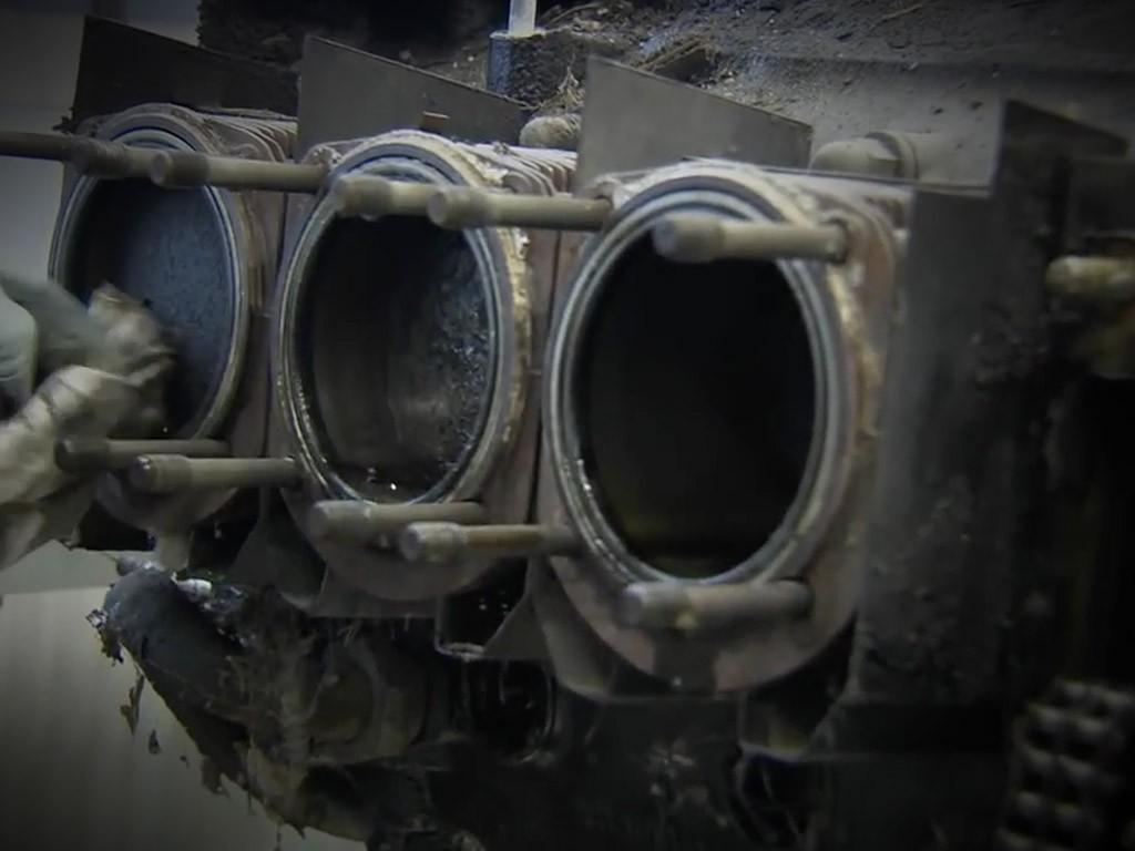 porsche motor revisie 911
