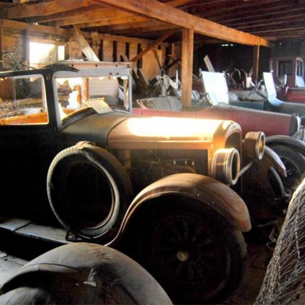 shaniko oldtimer museum