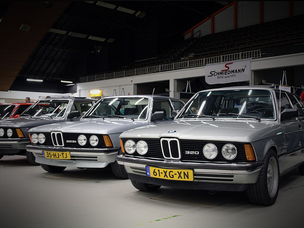 BMW sharknose