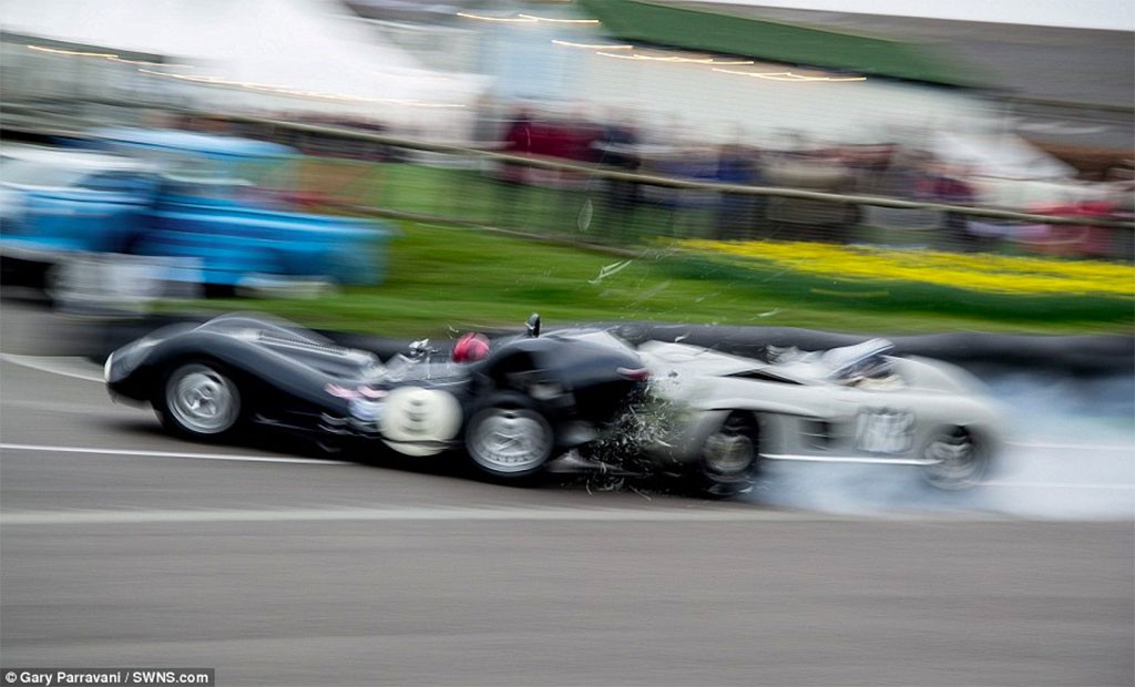 crash Goodwood