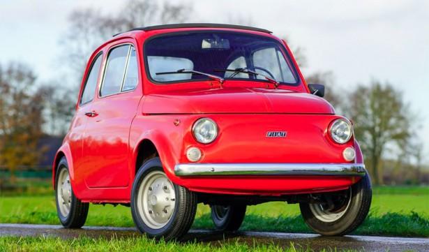 fiat 500 uit 1975
