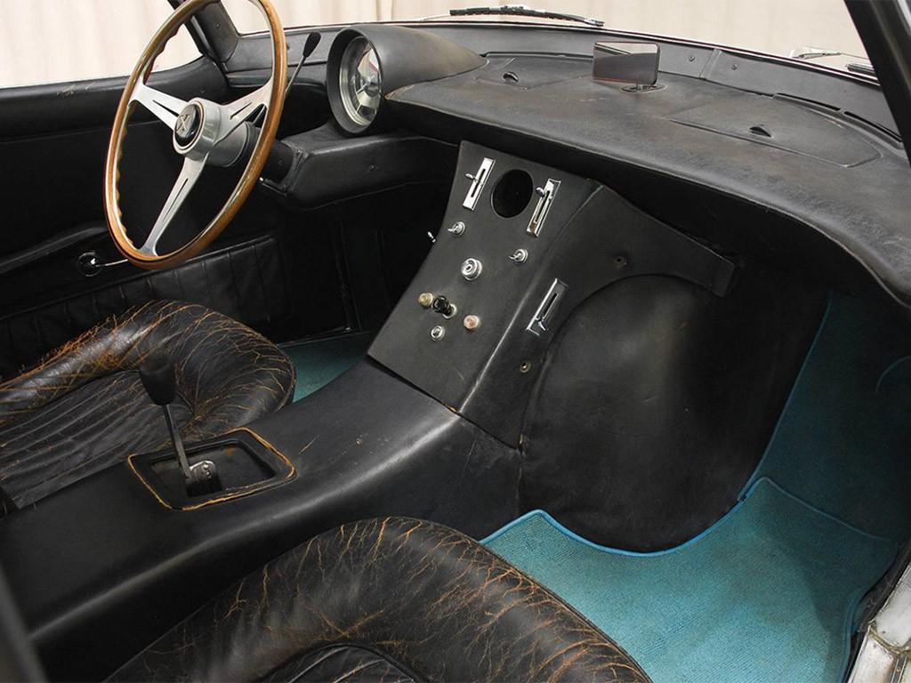 pininfarina model X interieur