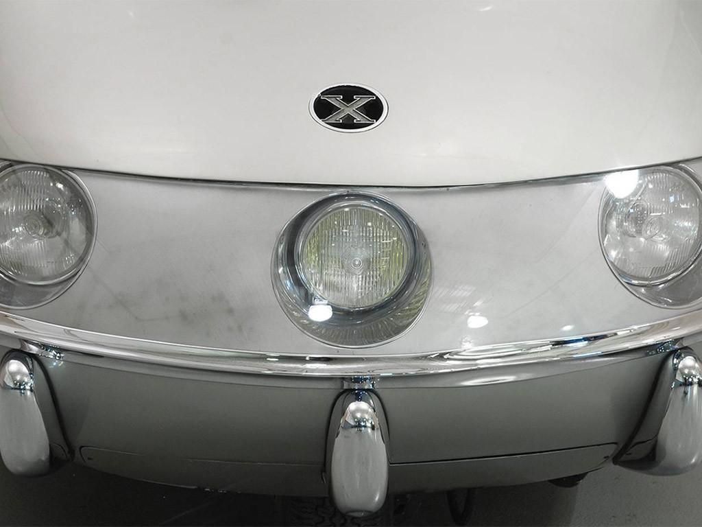 pininfarina modelX voorzijde