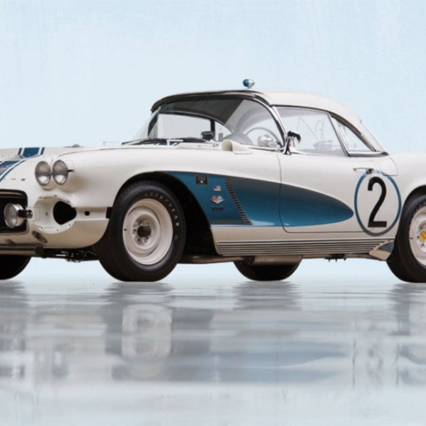 1962 chevrolet corvette gulf oil