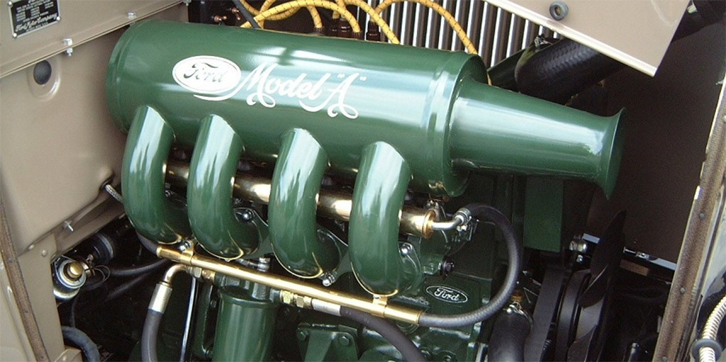 ford A cosworth motor