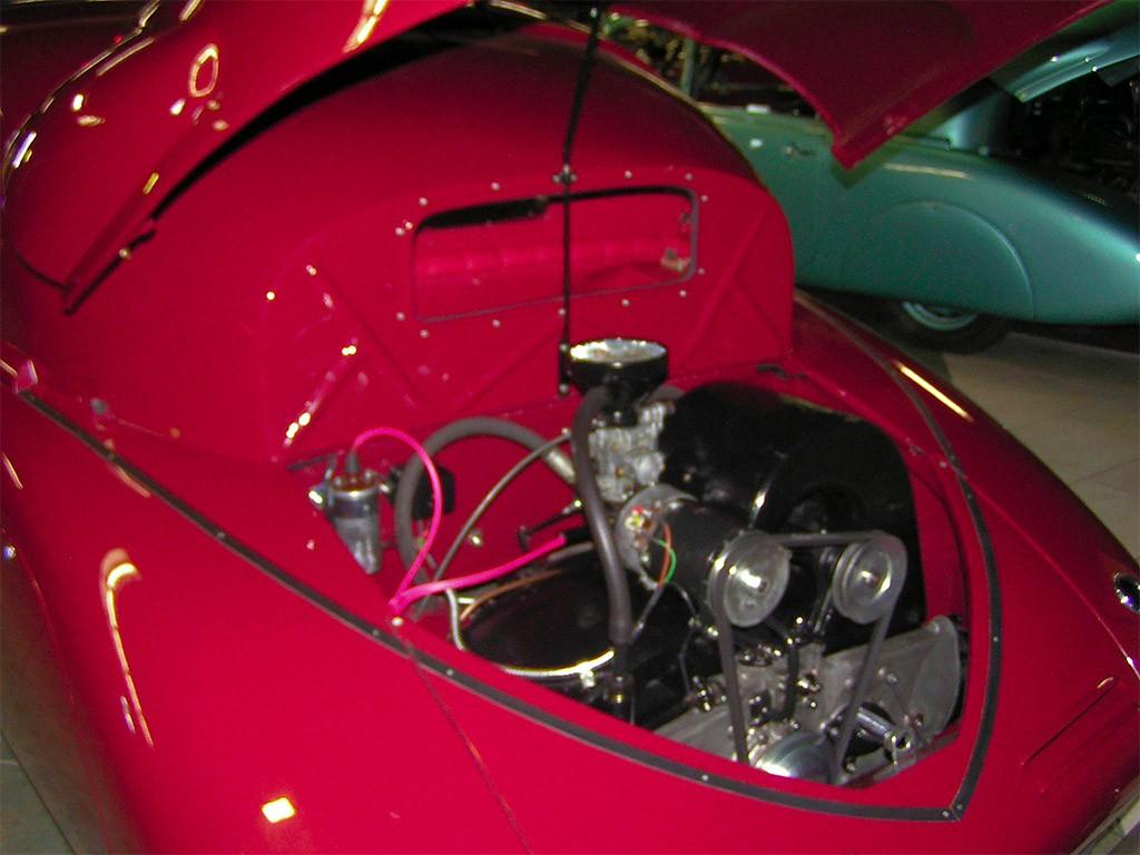 tatra 97 motor