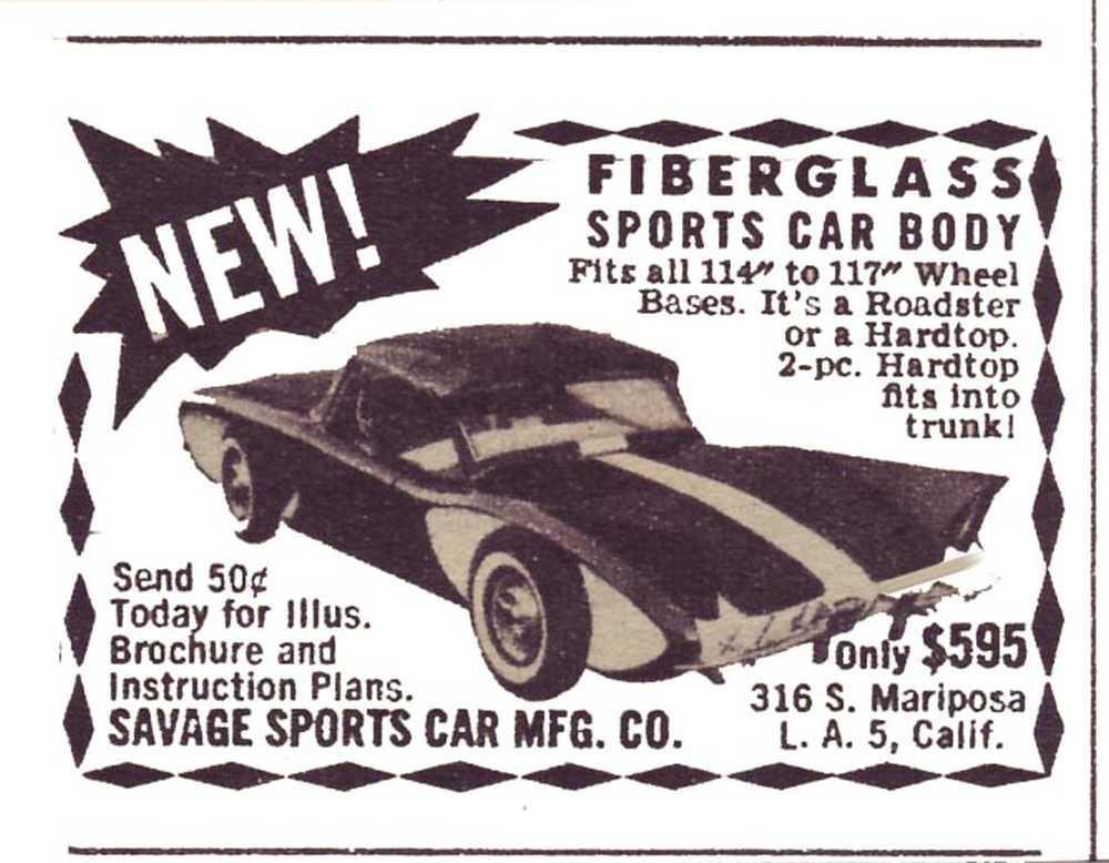 forgotten fiberglass jim webb the savage advertentie