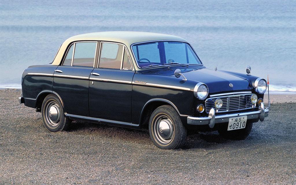 datsun bluebird 1959