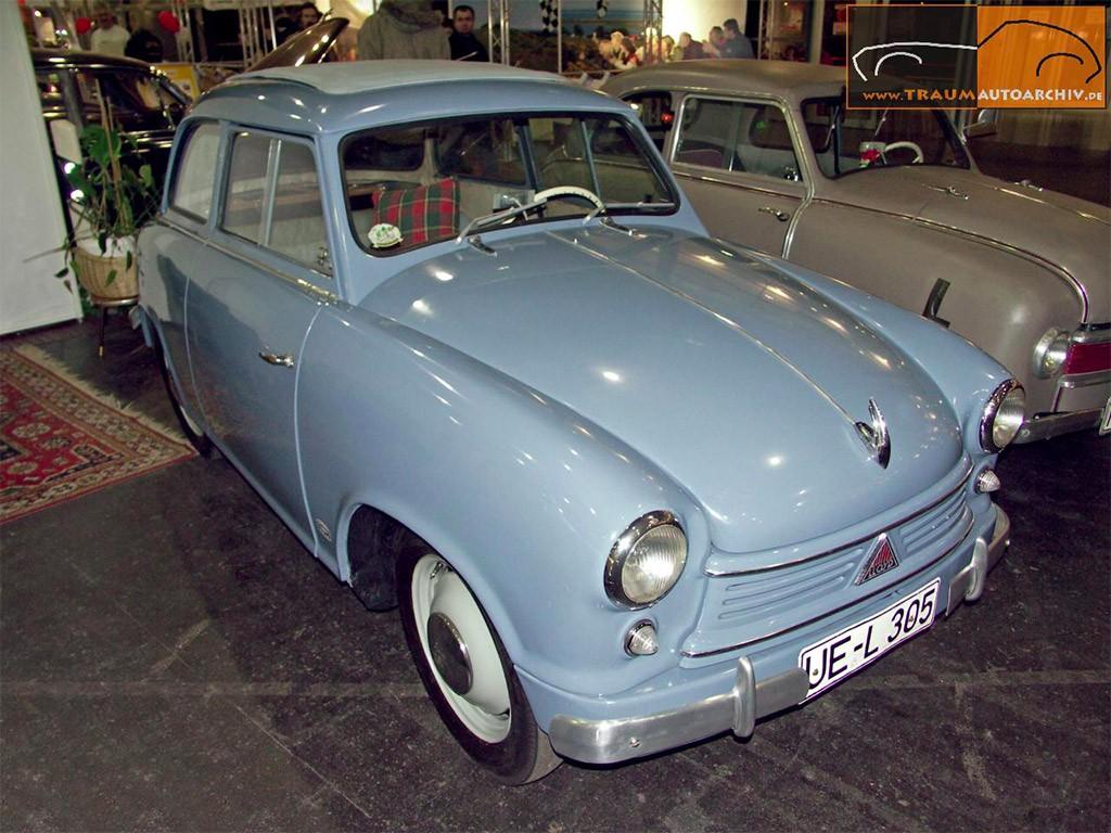lloyd LP400 uit 1955