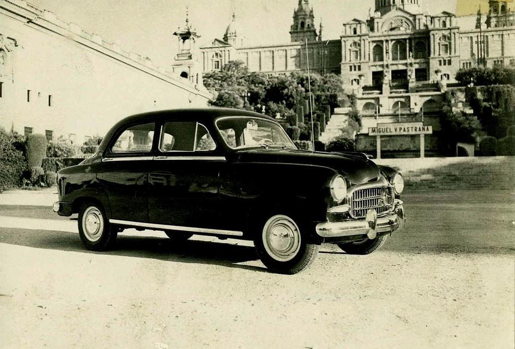 seat 1400 1953