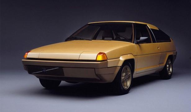 concept car volvo tundra