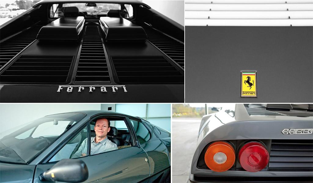 Ferrari 512 BBi details
