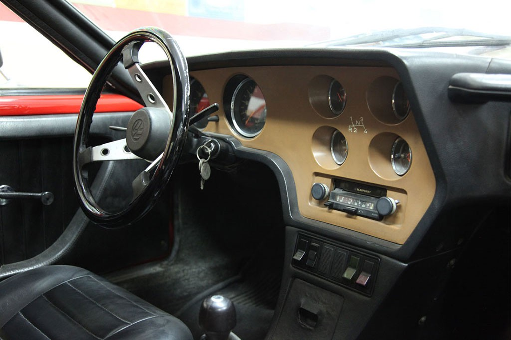 VW SP2 interieur