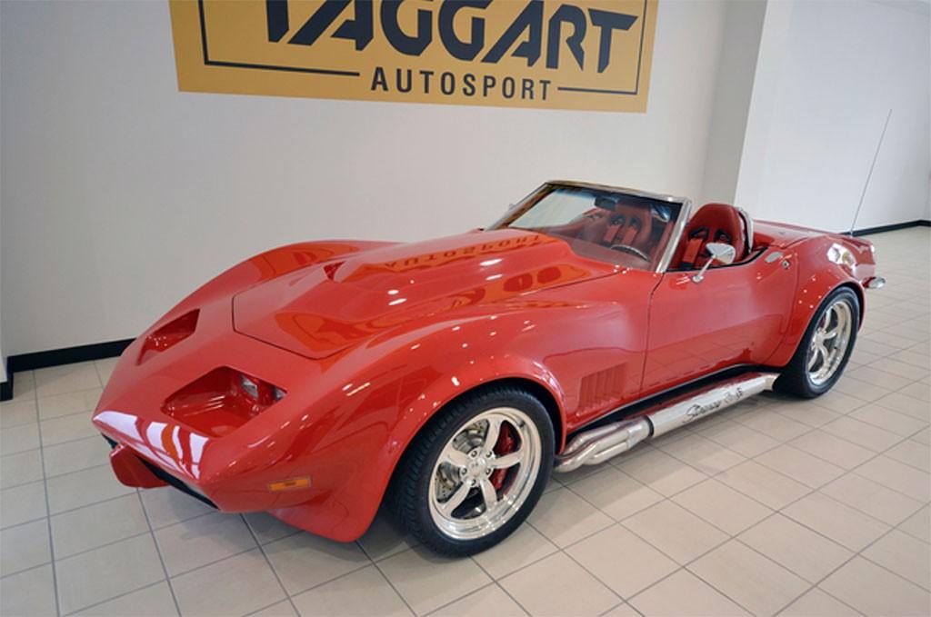 corvette stallone