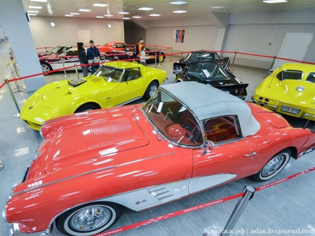 autodrom corvettes