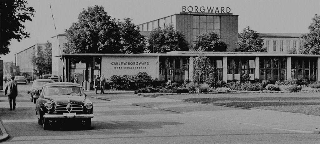 borgward fabriek