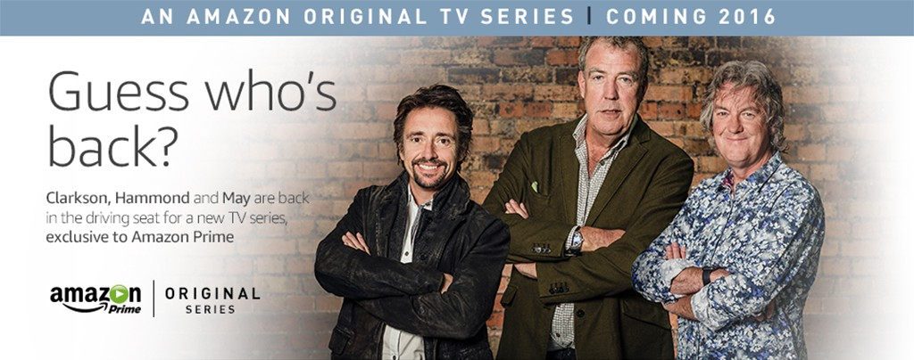 clarkson hammond may amazon prime tvshow