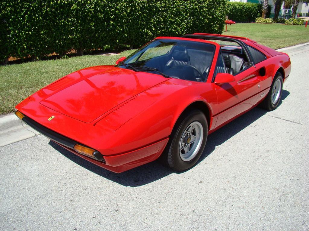 ferrari 308 1986