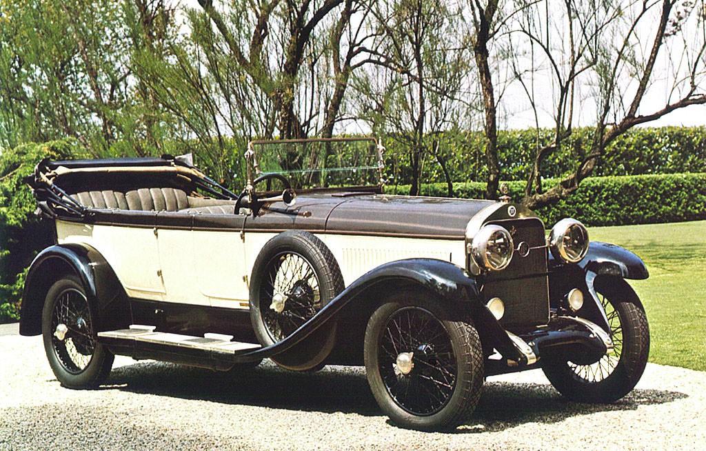 1920 Isotta-Fraschini Tipo 8