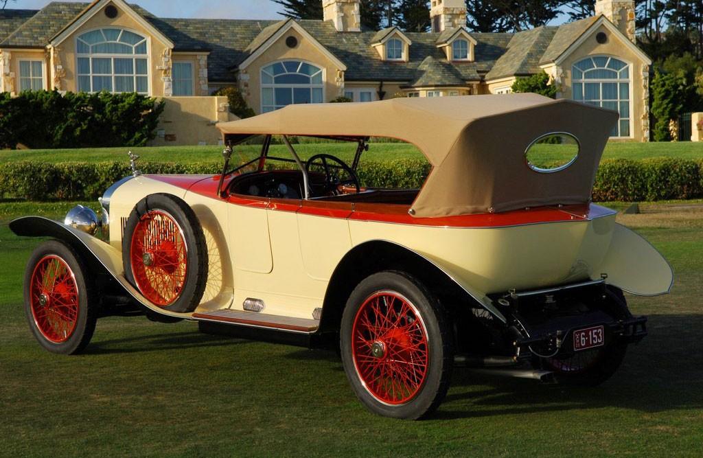 1922 Isotta-Fraschini Tipo 8