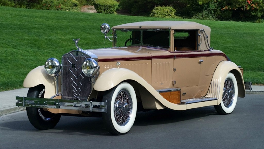 1928 Isotta-Fraschini Tipo 8a