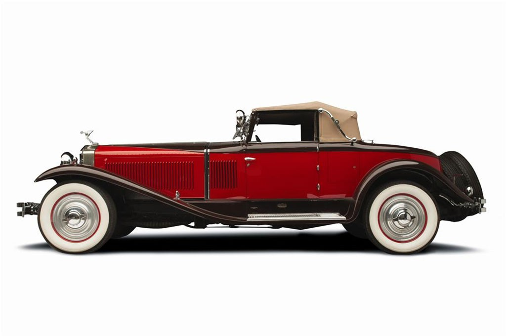 1929 Isotta-Fraschini Tipo 8a