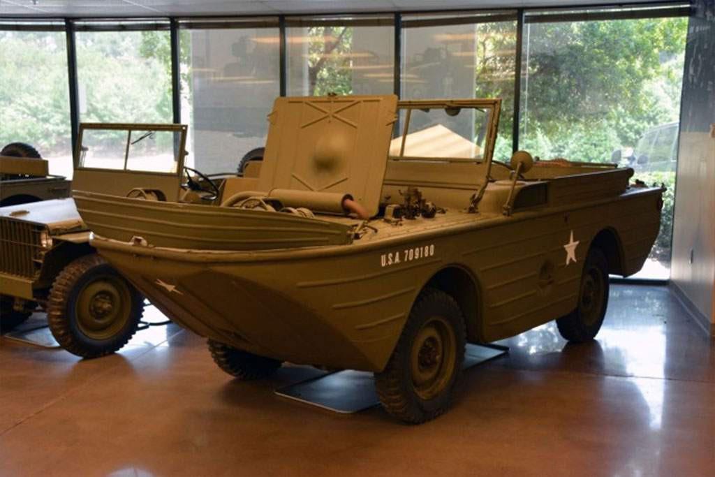 Ford GPA Seep amfibievoertuig