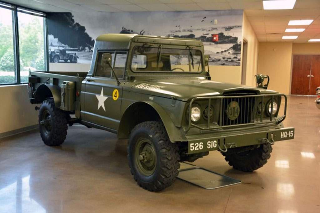 Jeep M715 uit 1967