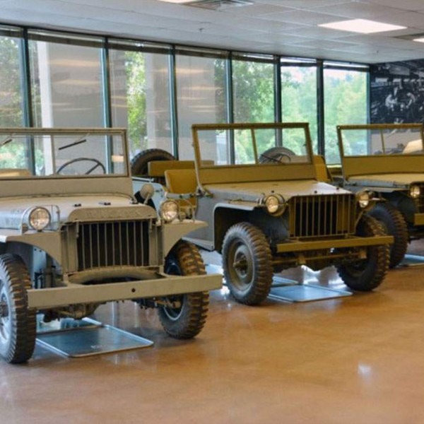 Omix ADA Jeep collectie prototypes bantam, willys-overland en ford