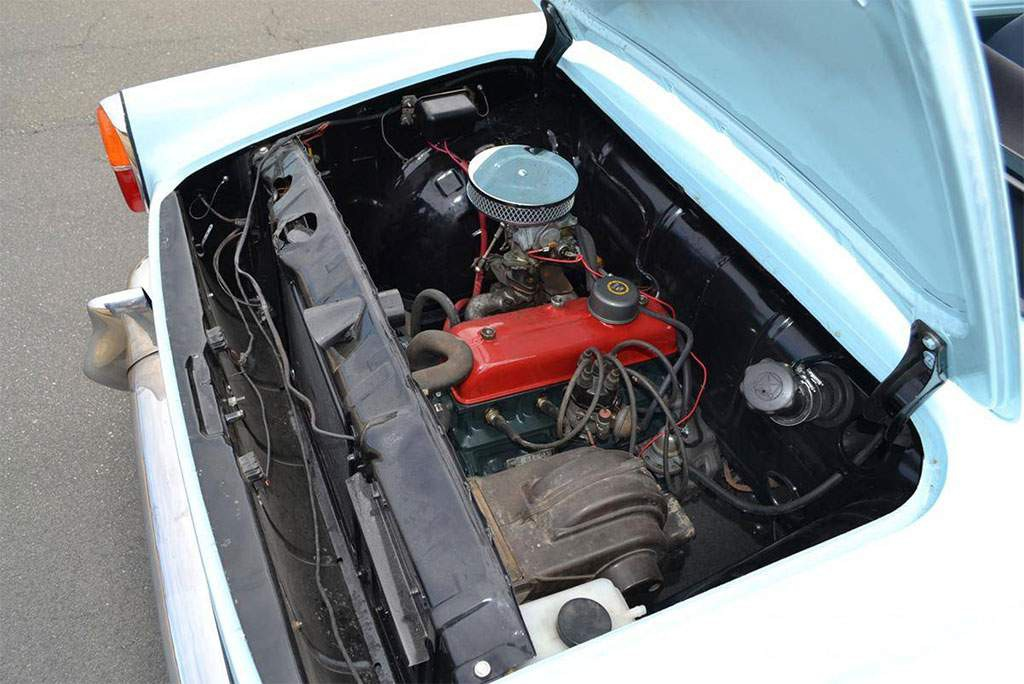 renault caravelle motor
