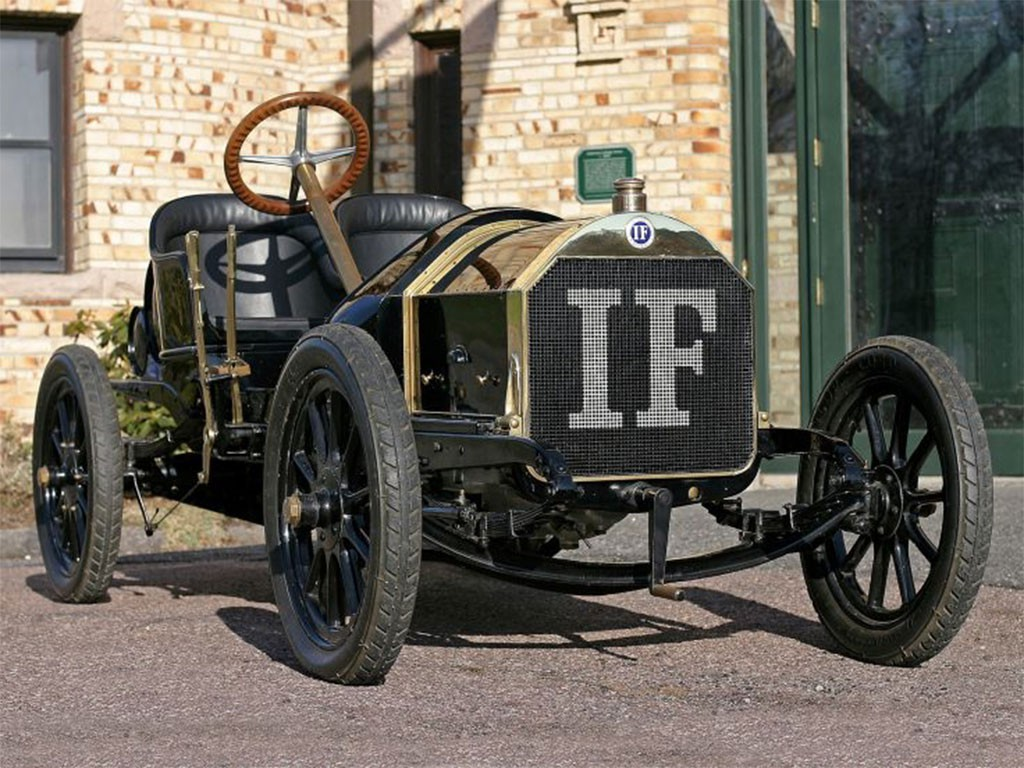 isotta-fraschini racecar
