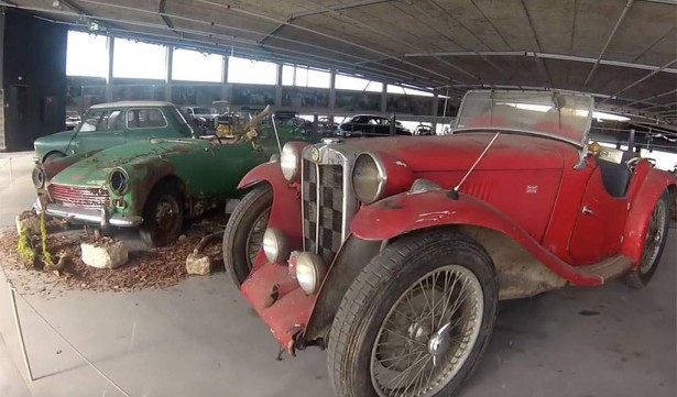 barn finds basel phanteon