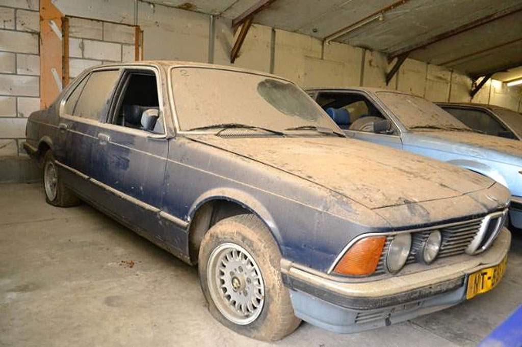 bmw 725 uit 1985 wordt geveild via BVA Auctions wordt geveild via BVA Auctions