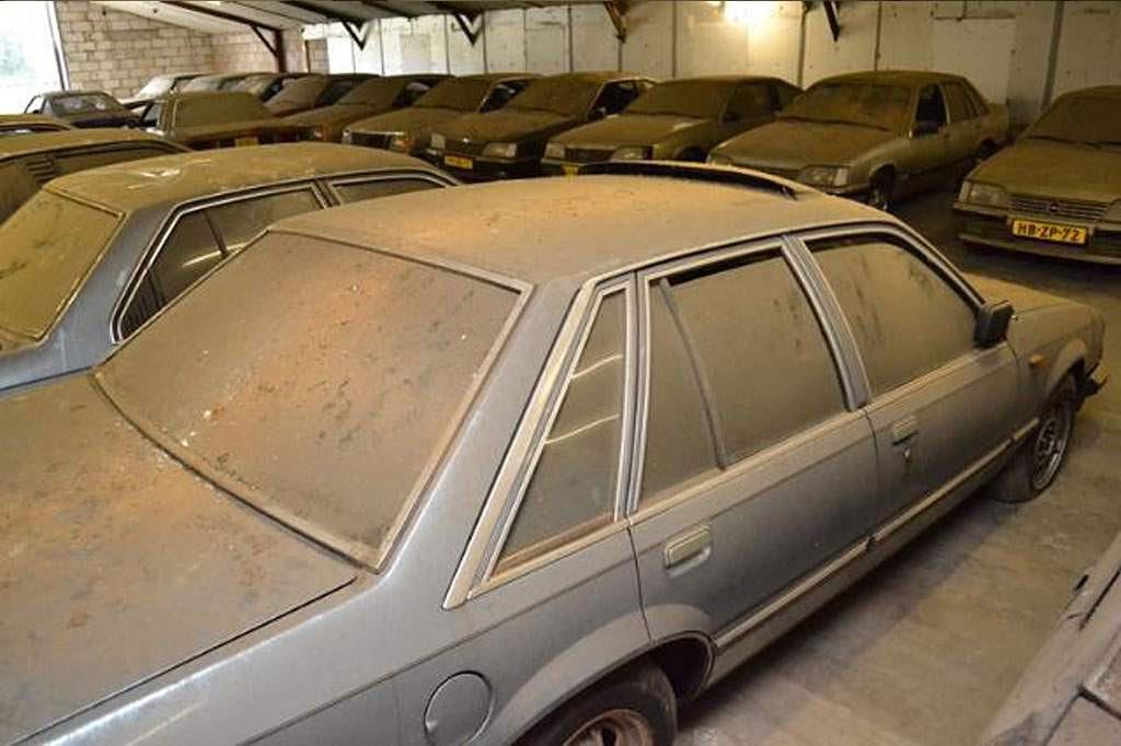 collectie klassieke Opels in Beugen BVA auctions