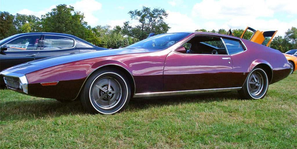 CF428 gebaseerd op een Pontiac Grand Priix