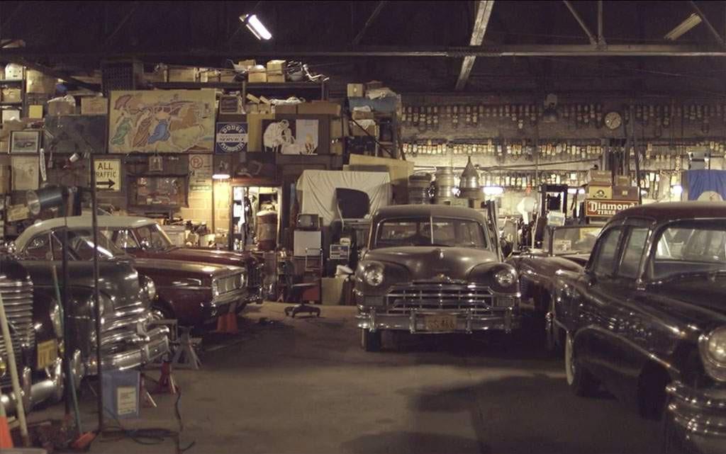 garage brooklyn Lenny Shiller