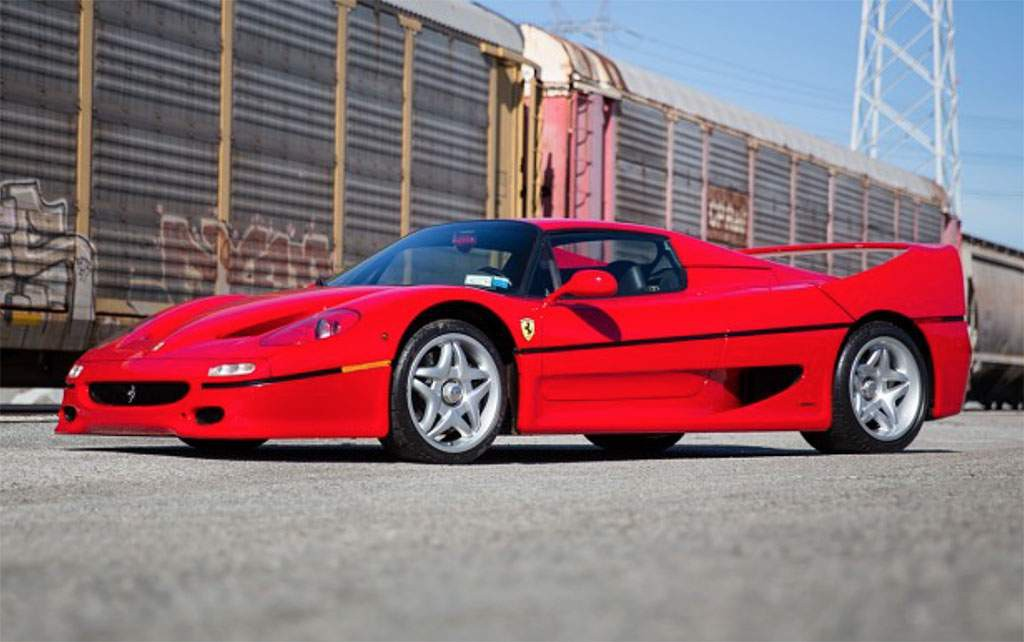 Ferrari F50 uit 1995
