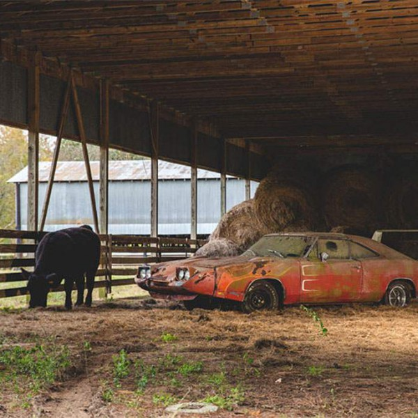 1969 dodge charger daytona barnfind