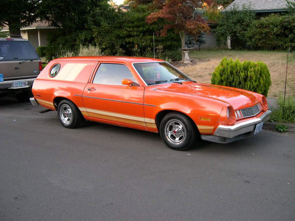 ford pinto cruising wagon