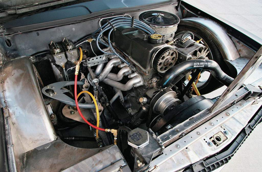 ford pinto motor
