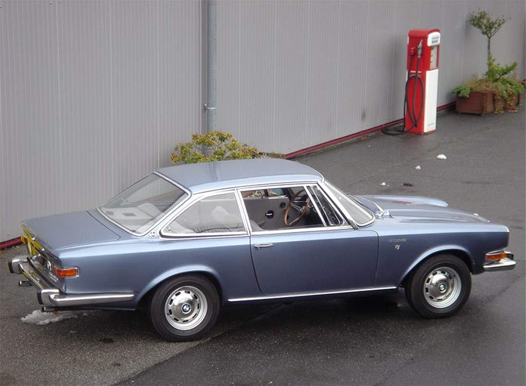 BMW glas 3000 coupe